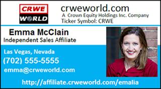 https://affiliate.crweworld.com/assets/images/emma_business_card.png